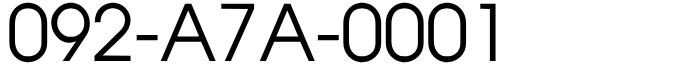 福岡県福岡市博多区中洲近郊固定電話良番:激安!No1!092-a7a-0001