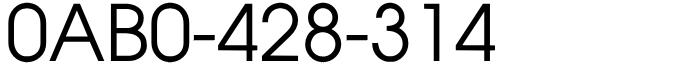 渋谷・四ツ谷・四つ葉(四葉)-採用0AB0-428-314
