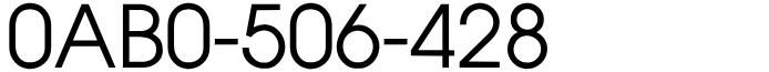コール 渋谷・四ツ谷・四つ葉(四葉)0AB0-506-428